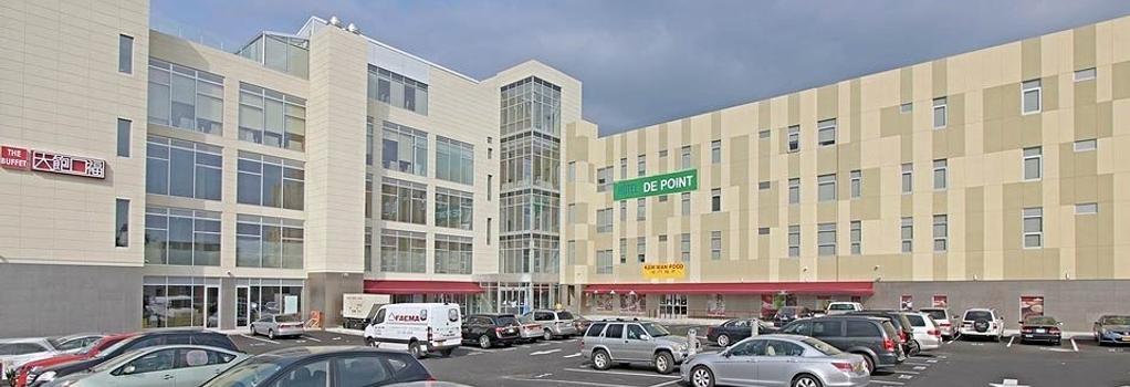 Hotel De Point - 皇後區 - 建築