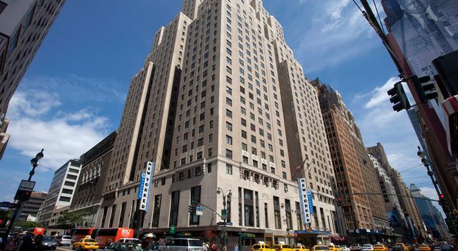 Wyndham New Yorker Hotel - 紐約 - 建築