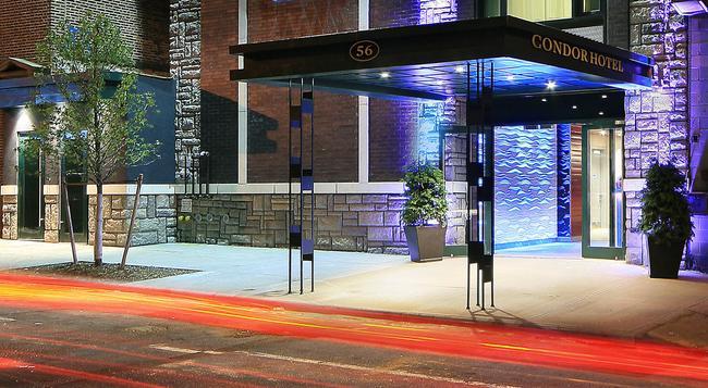 Condor Hotel - 布魯克林 - 建築