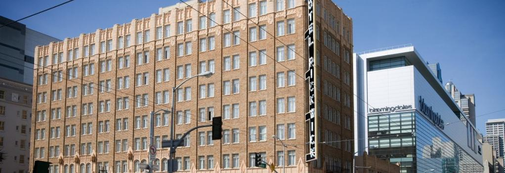 The Pickwick Hotel - 三藩市 - 建築
