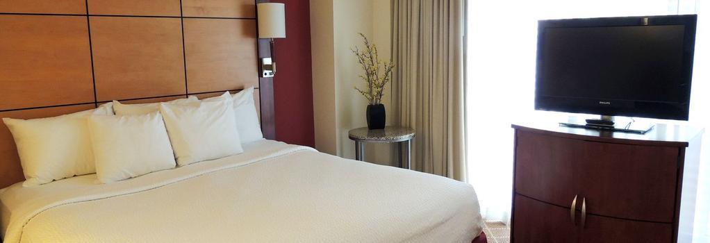 Hotel Versey - Days Inn Chicago - 芝加哥 - 臥室