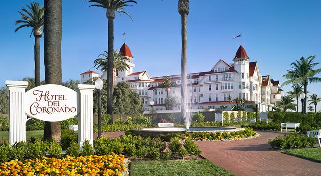 Hotel Del Coronado - Coronado - 建築