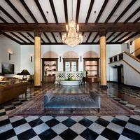 Hotel Normandie Lobby
