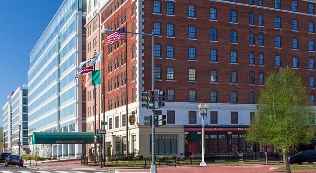 Phoenix Park Hotel - 華盛頓 - 建築
