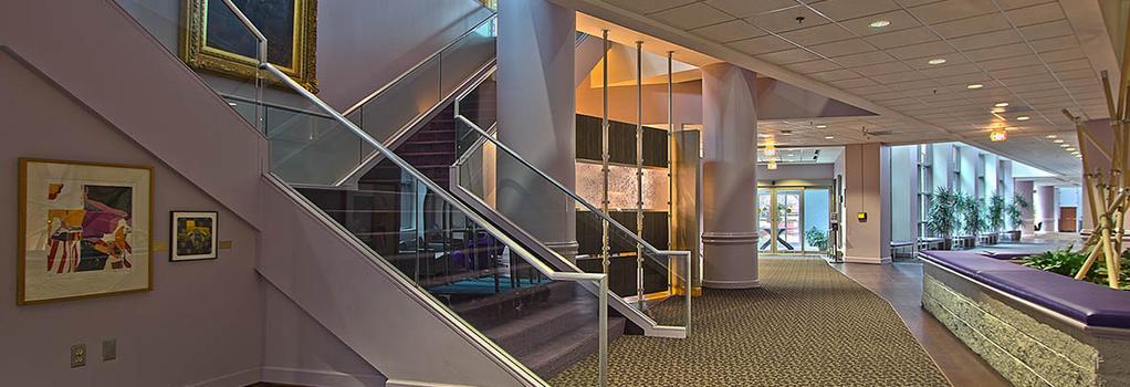 Kellogg Conference Hotel At Gallaudet University - 華盛頓 - 大廳