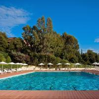 Atahotel Villa Pamphili Outdoor Pool