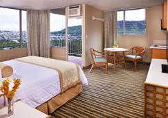 卡皮歐拉尼皇后酒店 - 檀香山 - 臥室