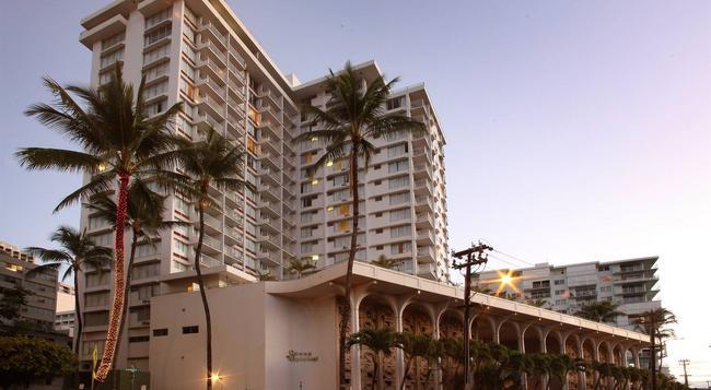 Queen Kapiolani Hotel - 檀香山 - 建築