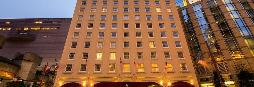The Lancaster Hotel - 休斯頓 - 建築
