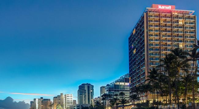 San Juan Marriott Resort & Stellaris Casino - 聖胡安 - 建築