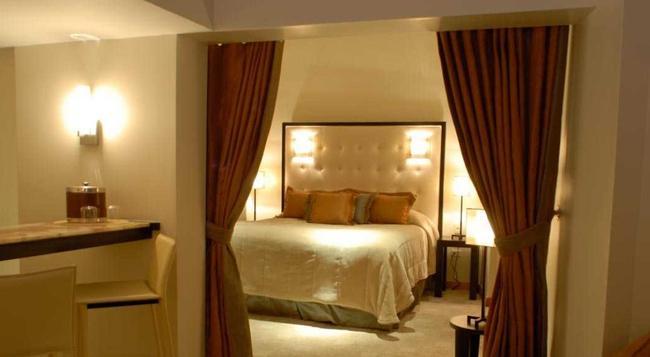 El Cervantes Hotel - 聖胡安 - 臥室