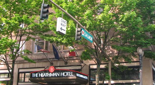 The Heathman Hotel - Portland - 建築