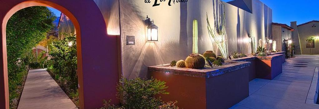 Los Arboles Hotel - Palm Springs - 建築