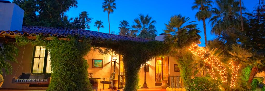 Ingleside Inn - Palm Springs - 建築