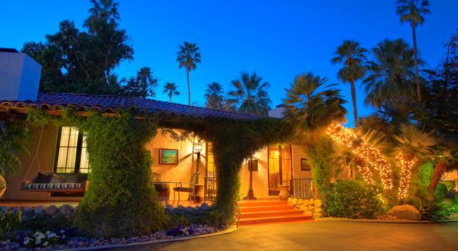 Ingleside Inn - Palm Springs - 建築