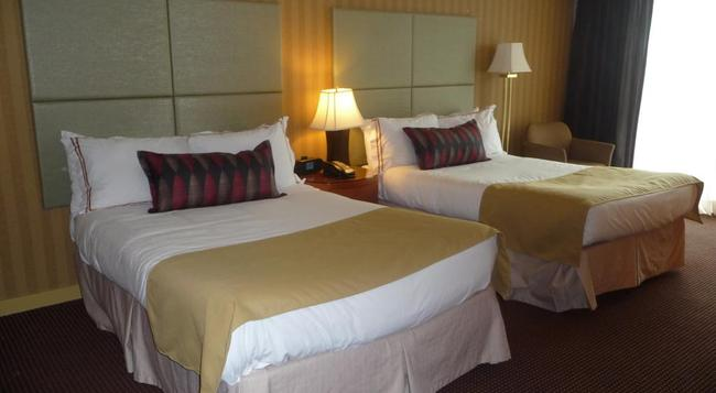 Executive Suites Hotel & Conference Centre Burnaby - 伯納比 - 臥室