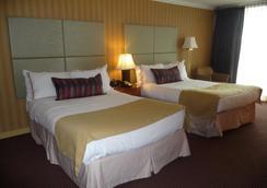 本拿比商務會議行政套房酒店 - 伯納比 - 臥室