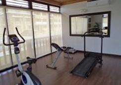 綠洲達沃公寓式酒店 - 達沃 - 健身房