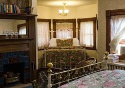 馬恩城堡住宿加早餐酒店 - 丹佛 - 臥室