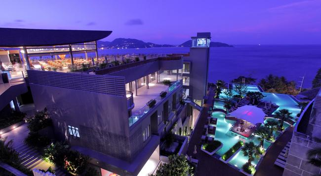 Kalima Resort & Spa, Phuket - 巴東 - 建築