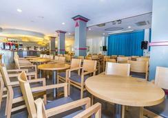 Eix Lagotel - 坎皮卡福特 - 餐廳