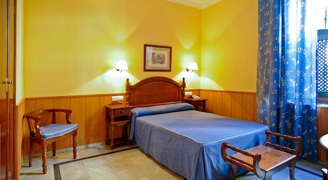 Hotel Don Pedro - 塞維利亞 - 臥室