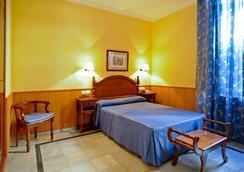 唐佩德羅酒店 - 塞維利亞 - 臥室