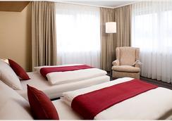 波塞奧地利流行酒店 - 維也納 - 臥室