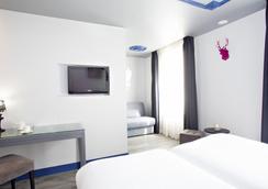 小姐酒店 - 巴黎 - 臥室