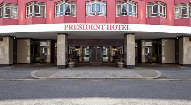 The President Hotel - 倫敦 - 建築