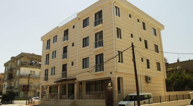Akar Pansiyon - 恰納卡萊 - 建築