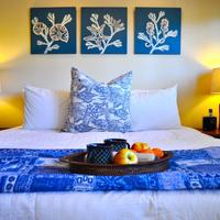Ocean Palms Beach Resort Guest room