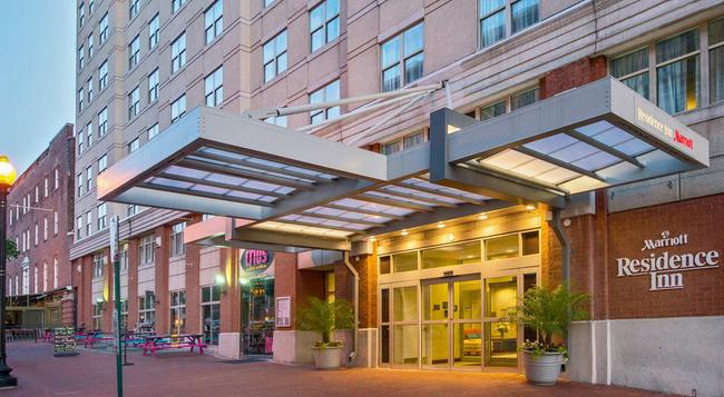 Residence Inn by Marriott Washington DC Dupont Circle - 華盛頓 - 建築