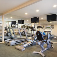 Ramada San Diego North Hotel & Conference Center Fitness Center