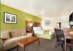 華美達聖地亞哥北及會議中心酒店 - 聖地亞哥 - 臥室