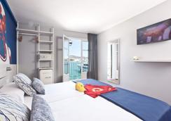 瑞安斯海洋酒店 - 伊維薩鎮 - 臥室