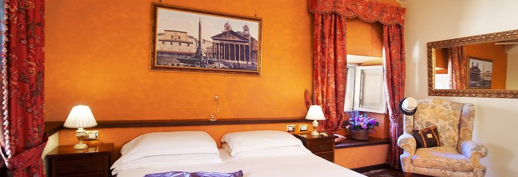 Pantheon Inn - 羅馬 - 臥室