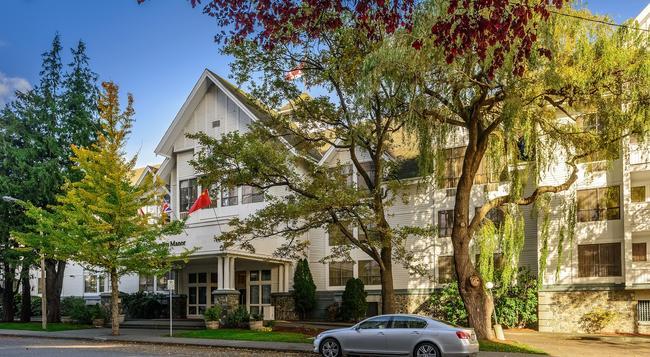Huntingdon Manor Hotel - Victoria - 建築