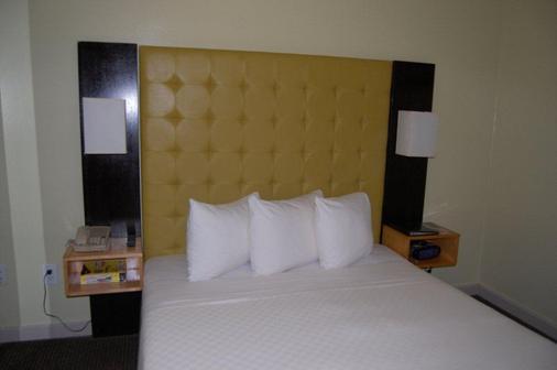園西飯店 - 紐約 - 臥室