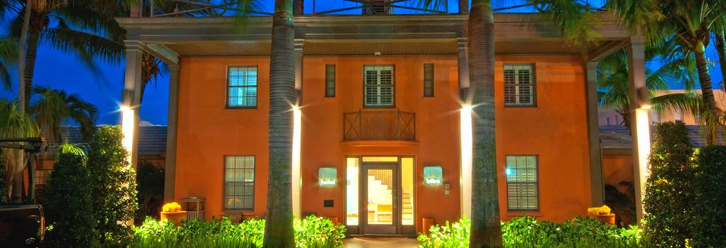 Hotel Biba - West Palm Beach - 建築