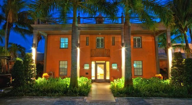 Hotel Biba - West Palm Beach - 建築