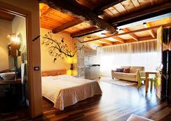 迪莫拉樂諾夫菲特酒店 - 貝加莫 - 臥室