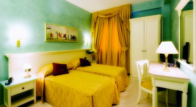 Hotel Bright - 羅馬 - 臥室