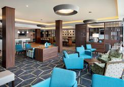 鄧迪希爾頓漢普頓酒店 - 鄧迪 - 休閒室