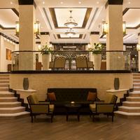 Danat Al Ain Resort Lobby