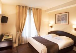 艾克塞西爾劇院酒店 - 巴黎 - 臥室