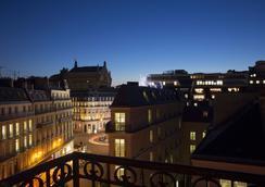 艾克塞西爾劇院酒店 - 巴黎 - 室外景