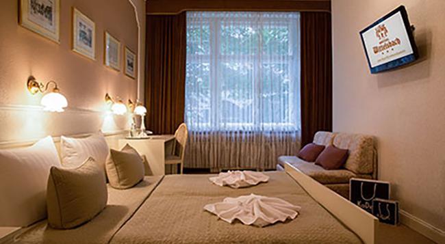 Hotel Wittelsbach am Kurfürstendamm - 柏林 - 臥室