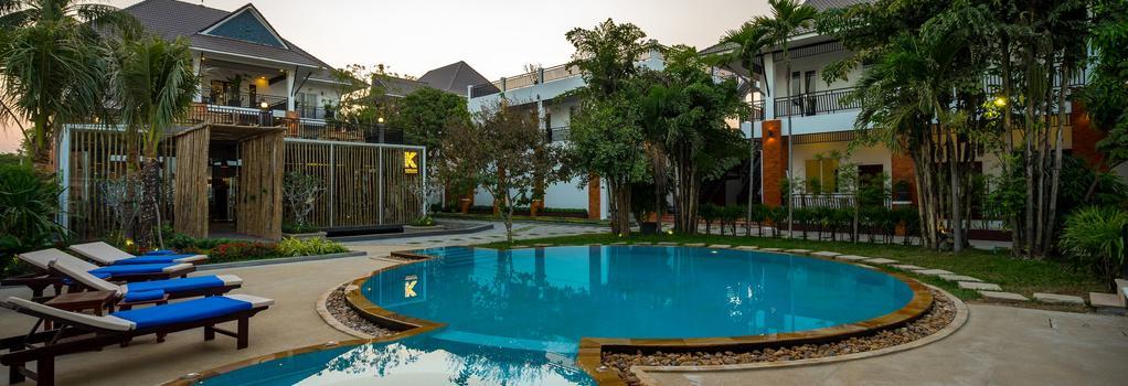 Les Bambous Luxury Hotel - 暹粒 - 建築