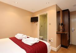 愛麗舍飯店 - 海德公園 - 倫敦 - 臥室
